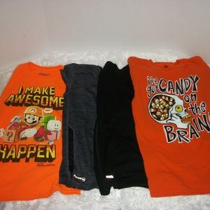 Lot of boys size Large T-Shirts Multiple Brands